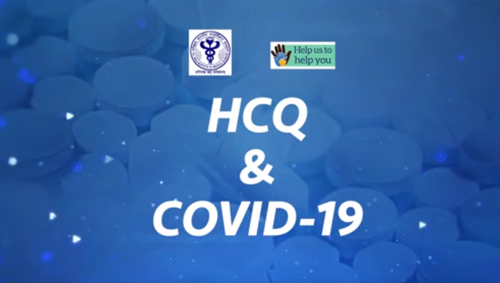 HCQs and COVID-19